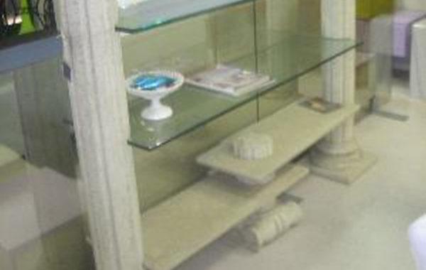 Libreria Dorica Cristallo